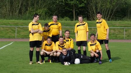 Mannschaft Liga 4